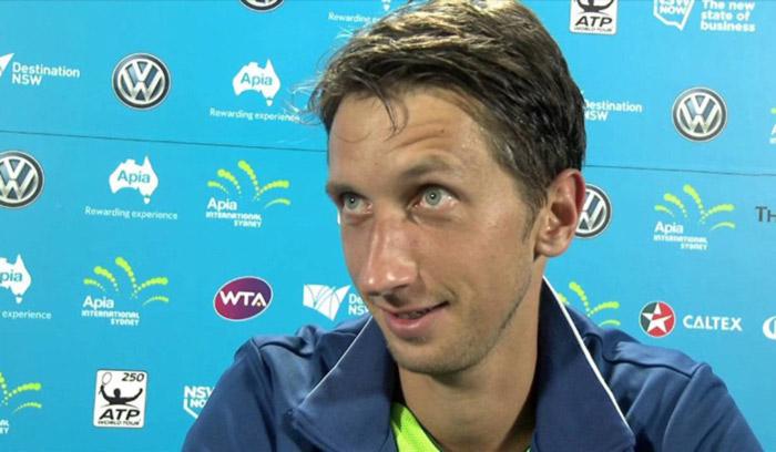 Propos homophobes : A l'US Open, Sergiy Stakhovsky relance la polémique