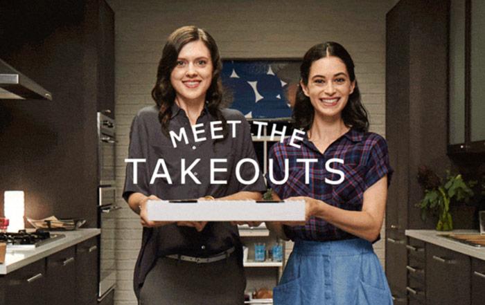 Cuisines et familles : Un couple de femmes dans la nouvelle campagne américaine IKEA