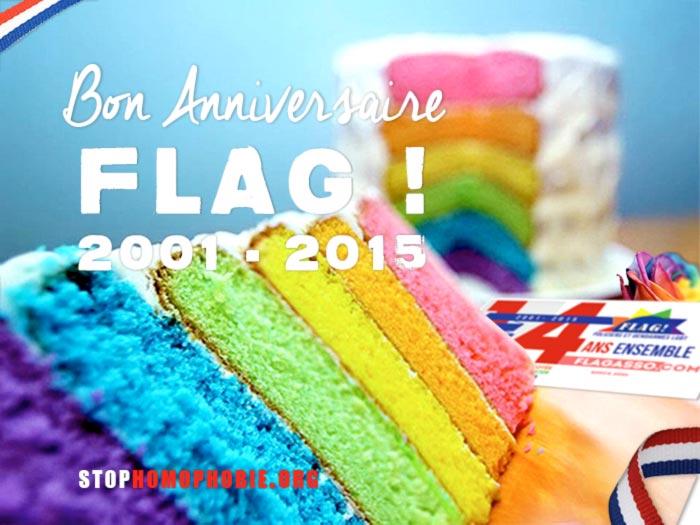 Policiers & Gendarmes LGBT : Flag !, 14 ans de mobilisation et d'actions