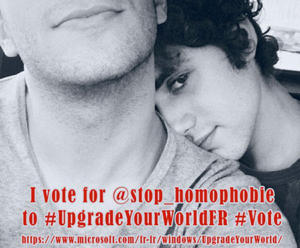 Mobilisation solidaire : Aidez-nous à changer les choses, votez...
