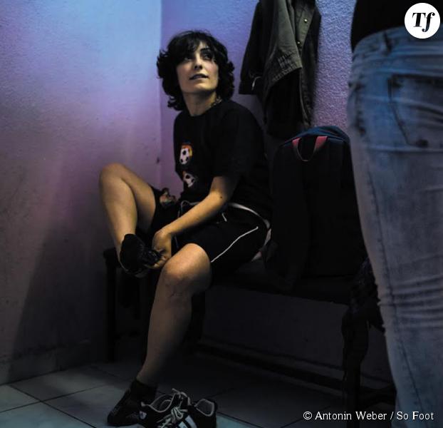 """""""Sportif Lezbon"""" : un club de foot en Turquie pour défendre les droits des minorités"""