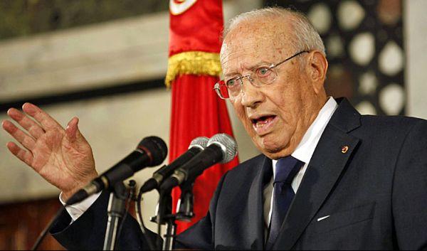 Tunisie : Béji Caïd Essebsi désavoue son ministre de la Justice qui appelait à la dépénalisation de l'homosexualité