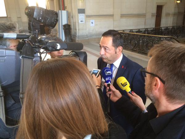 Tweets homophobes et menaces contre Jean-Luc Romero : l'audience reportée au 4 février 2016