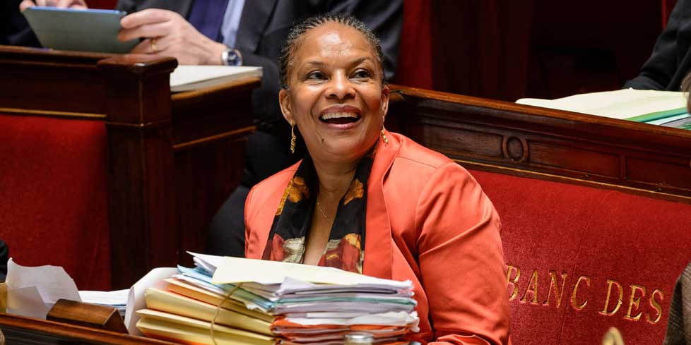 « PMA pour toutes » : Christiane Taubira favorable à l'ouverture de débats