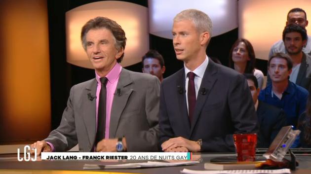 Franck Riester : « le combat pour l'acceptation de l'homosexualité n'est pas fini »