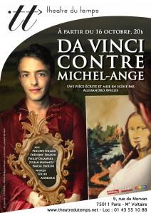 Da Vinci contre Michel-Ange-stop-homophobie