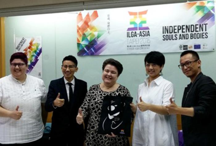 Droits des personnes LGBTI : une conférence régionale asiatique organisée à Taipei