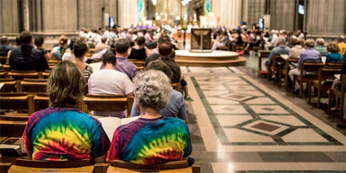 Eglise et homosexualité : « Pas de distinction à établir pour reconnaître les valeurs de l'amour »