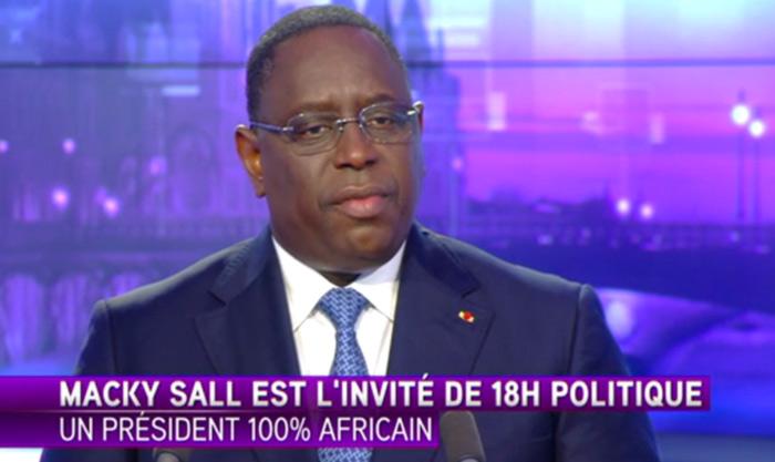 """Macky Sall sur la dépénalisation de l'homosexualité au Sénégal : """"Au nom de quoi ce doit être une loi universelle ?"""""""