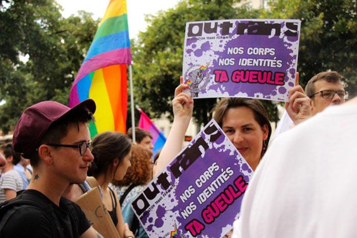 Existrans 2015 : Marchons ensemble pour soutenir les personnes trans et intersexes