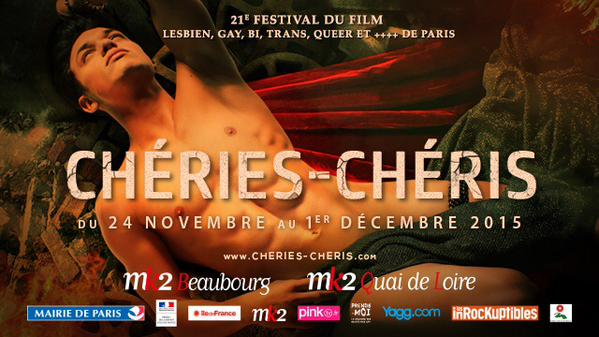 Chéries-Chéris : Le festival du Film LGBTQ de Paris lance sa campagne de financement