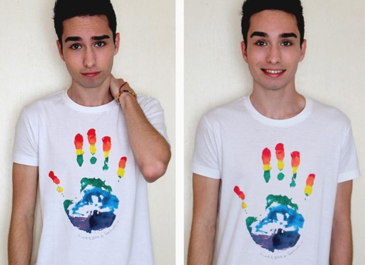 Paul A., le Panda : Artiste et militant, il s'engage à nos côtés contre les LGBT-phobies