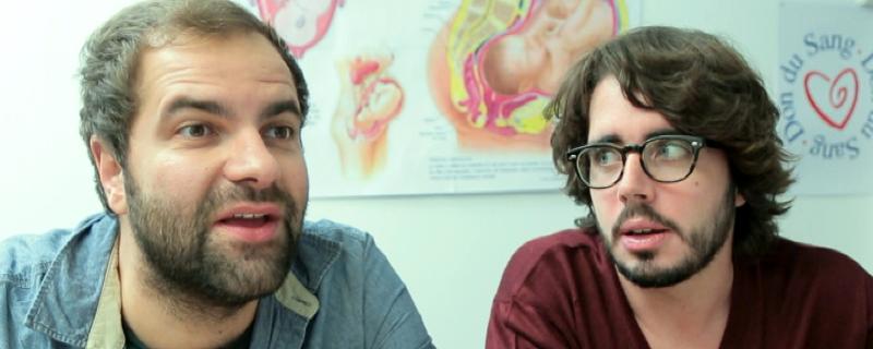 12 mois : l'histoire de 2 homosexuels qui veulent juste donner leur sang. Bande-annonce !