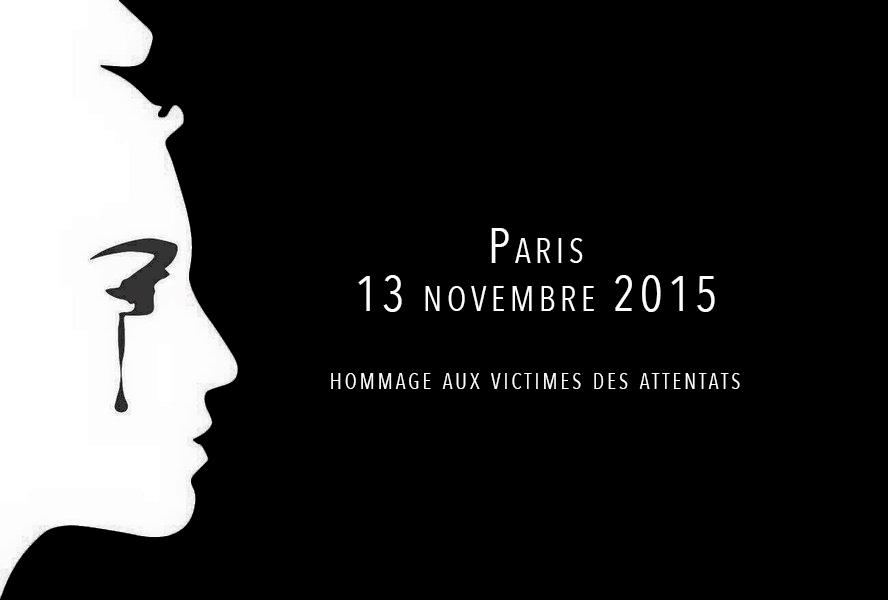 Hommage national et républicain pour les victimes des attentats de Paris du 13 novembre