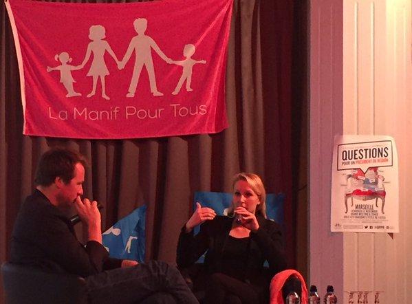 Tribune : Les associations LGBT et alliées de toute la région PACA répondent aux menaces de Marion Maréchal-Le Pen