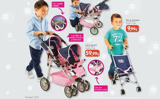 """Espagne : La chaîne de magasins de jouets """"ToyPlanet"""" élimine les stéréotypes sexistes de son catalogue"""