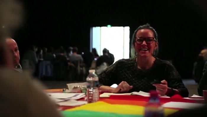 VIDEO. Les premiers Etats Généraux LGBTI à Avignon : « l'amorce d'un nouveau souffle commun »