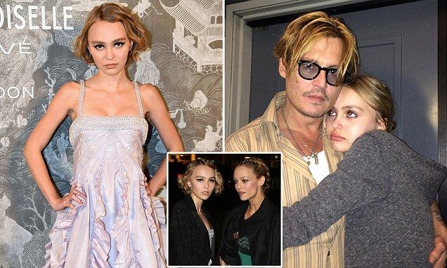 Johnny Depp sur le « coming out » de sa fille : « aucune surprise... c'est une personne équilibrée »