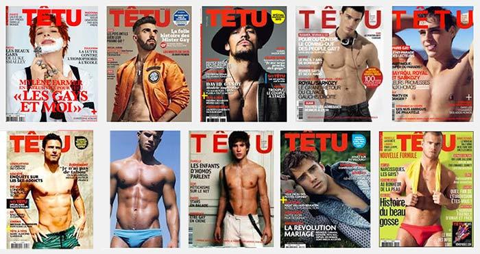 Nouveau départ pour Têtu : repris par la start-up française Idyls, le magazine revient en ligne et en kiosque