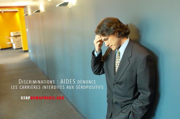 VIH/Sida : L'association AIDES dénonce les discriminations professionnelles dont sont victimes les séropositifs