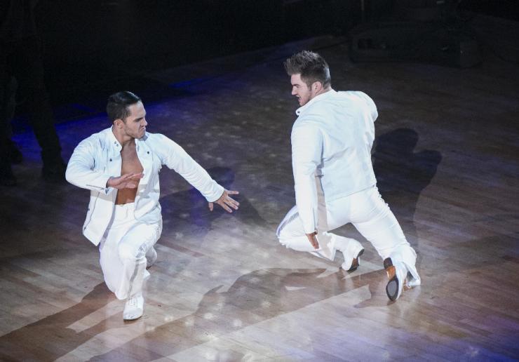 Vidéo. ABC refuse que deux hommes s'expriment de l'amour dans sa version de Dancing with the Stars