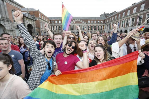 Irlande : les couples homosexuels peuvent désormais s'unir dans toutes les mairies du pays
