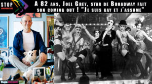 A 82 ans, Joel Grey, star de Broadway fait son coming out