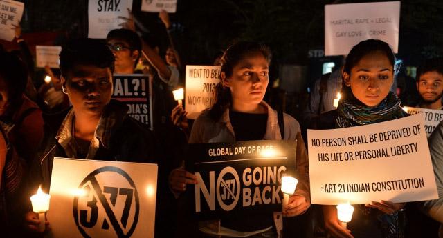 Le Parlement indien rejette une proposition de loi visant à dépénaliser l'homosexualité