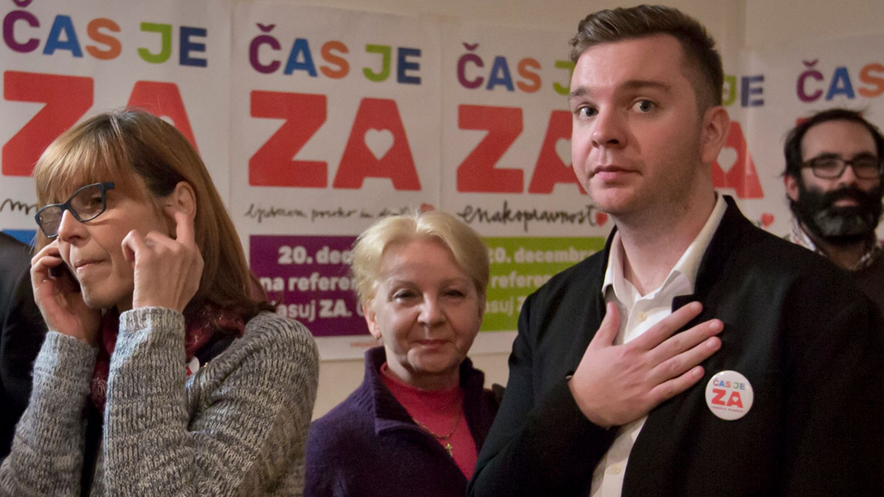 La Slovénie rejette par référendum la loi autorisant le mariage et l'adoption pour les couples de même sexe