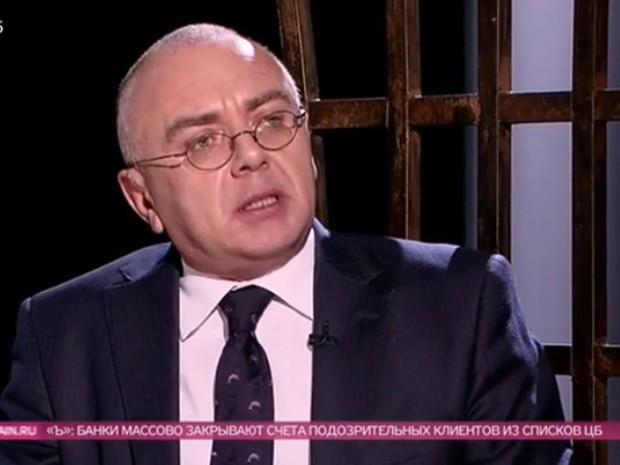 Star de la télé en Russie, il annonce sa séropositivité « en direct » à l'antenne pour faire évoluer les mentalités
