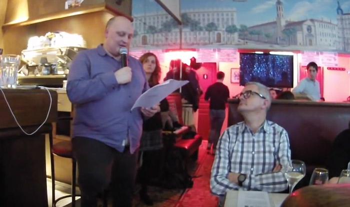VIDEO. Régionales 2015 Auvergne-Rhône-Alpes : Le mépris de Laurent Wauquiez à l'encontre des associations LGBT
