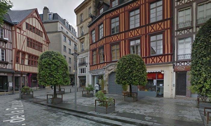 Deux jeunes gens évoluant dans la communauté gay retrouvés morts au cœur du vieux Rouen
