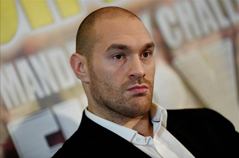 Londres : La police met fin à l'enquête sur les propos homophobes du boxeur Tyson Fury