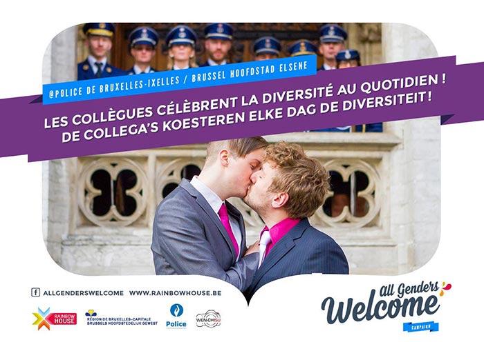 Belgique : L'administration fédérale veut « plus de neutralité liée au sexe lors des recrutements »