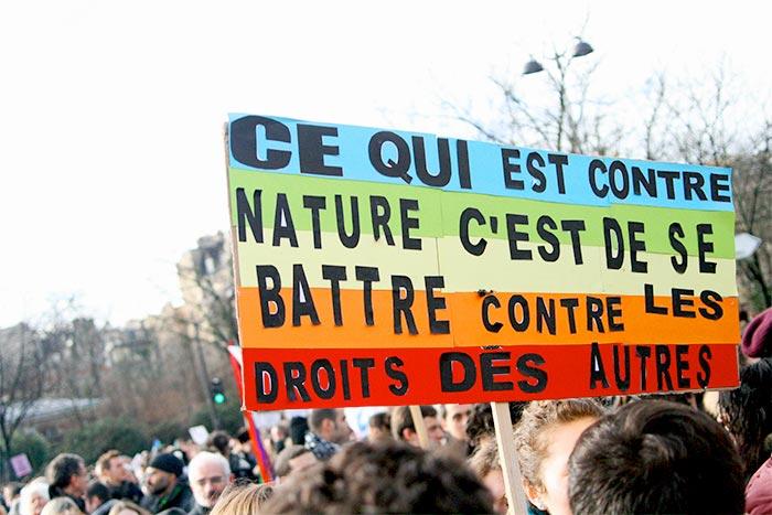 « Mariage pour tous » : Le Conseil d'Etat déboute des associations qui réclamaient l'annulation de la loi