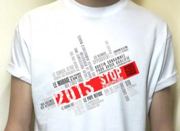 Rétrospective 2015 : Tee-Shirt ajusté, col rond