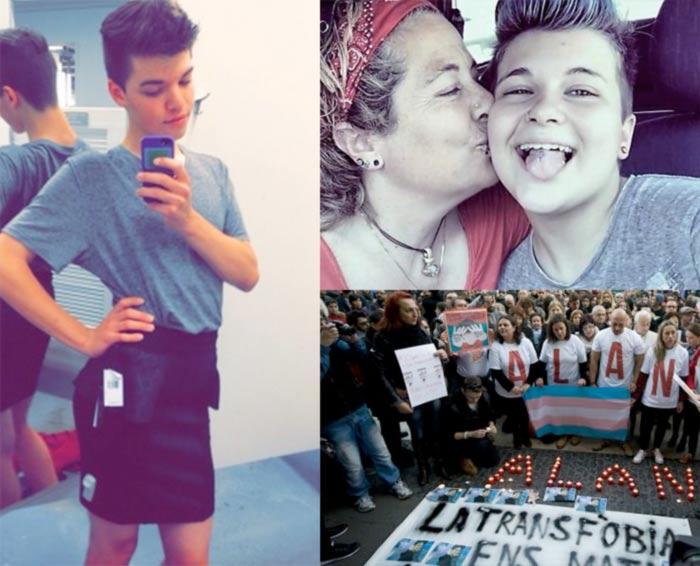 Discrimination, exclusion : Combien faudra-t-il de suicides pour que les trans aient enfin des droits ?
