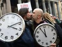 Des dizaines de milliers d'Italiens dans les rues pour réclamer la reconnaissance légale des couples de même sexe (VIDEO)