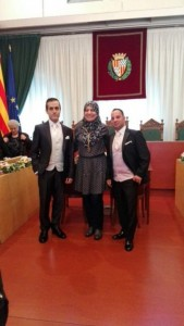 Espagne - Une conseillère communale d'origine marocaine prononce un mariage de même sexe en Catalogne
