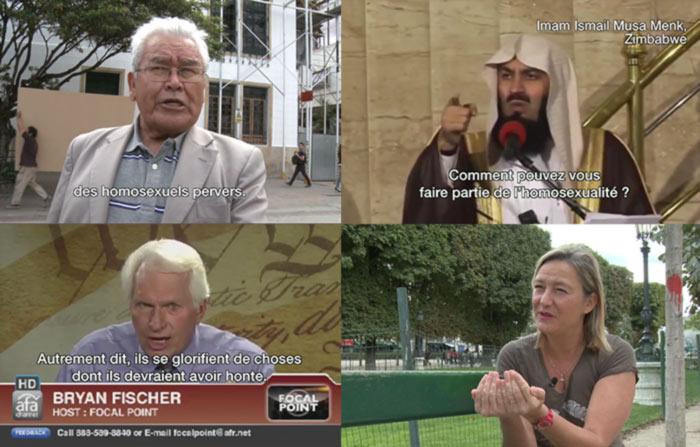 « Le monde selon les homophobes » : Un « documentaire psychanalytique » pour identifier les facteurs et origines