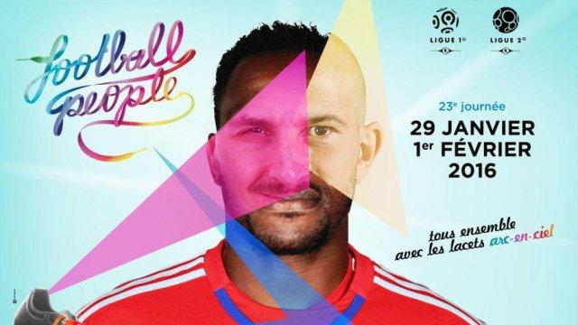 Des lacets arc-en-ciel pour promouvoir la diversité : Le monde du football professionnel s'engage contre l'homophobie