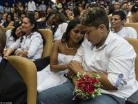 Le nombre de mariages de même sexe en constante augmentation au Brésil, selon l'Institut IBGE