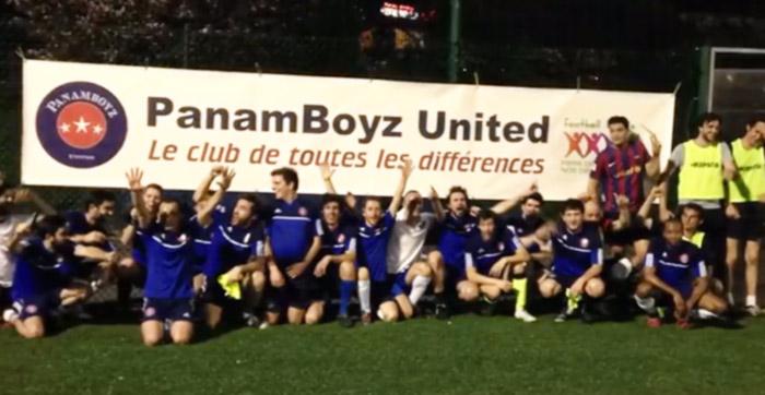 Reportage : Rendez-vous avec le Panamboyz United, le club de foot de toutes les différences (Vidéos)