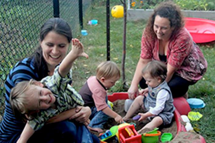 Portrait de famille : Carole et Mariannick, amoureuses et complices, mamans de trois enfants