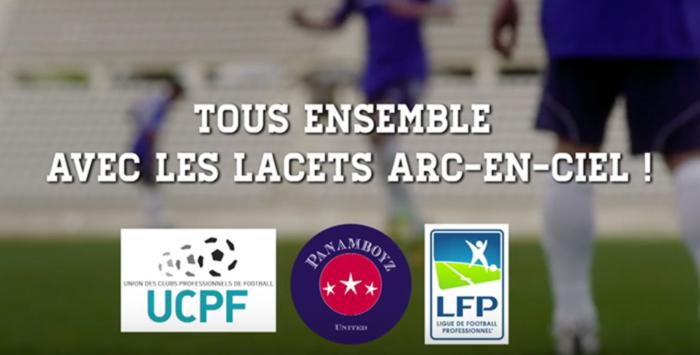 Vidéo. « Rassemblons nos différences » : tous en « lacets arc-en-ciel » pour « promouvoir la diversité » dans le Football