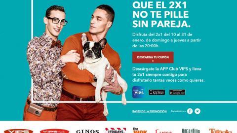 Espagne : La photo d'un couple d'hommes pour promouvoir les restaurants VIPS provoque l'indignation des ultraconservateurs