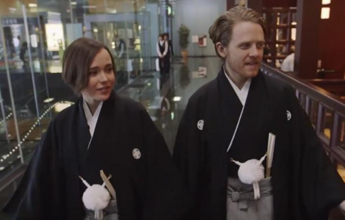 « Gaycation au pays du Soleil Levant » : Ellen Page et Ian Daniel face aux réalités des communautés LGBT Nippones