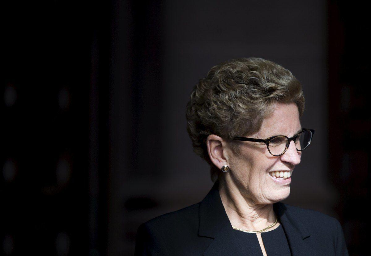 La première ministre de l'Ontario reçue dans la controverse en Inde en raison de son homosexualité