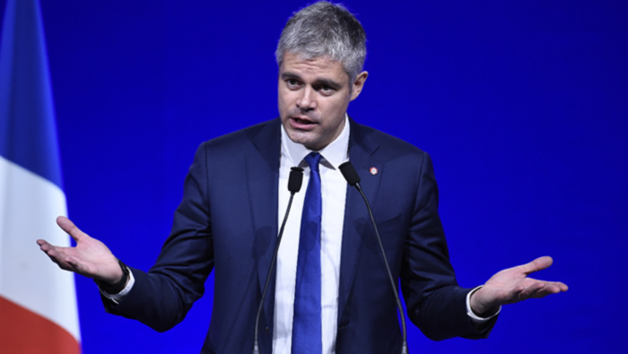 Conseil national de LR à Paris : Laurent Wauquiez réitère ses espoirs d'abroger le « mariage pour tous »