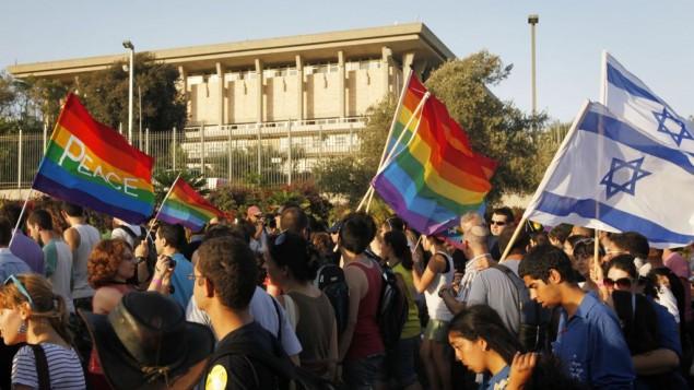 Le Parlement israélien accueille la « Première journée pour les droits de la communauté LGBT »
